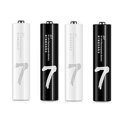 Аккумулятор Xiaomi ZI7 AAA 700 mAh штучно White/Black