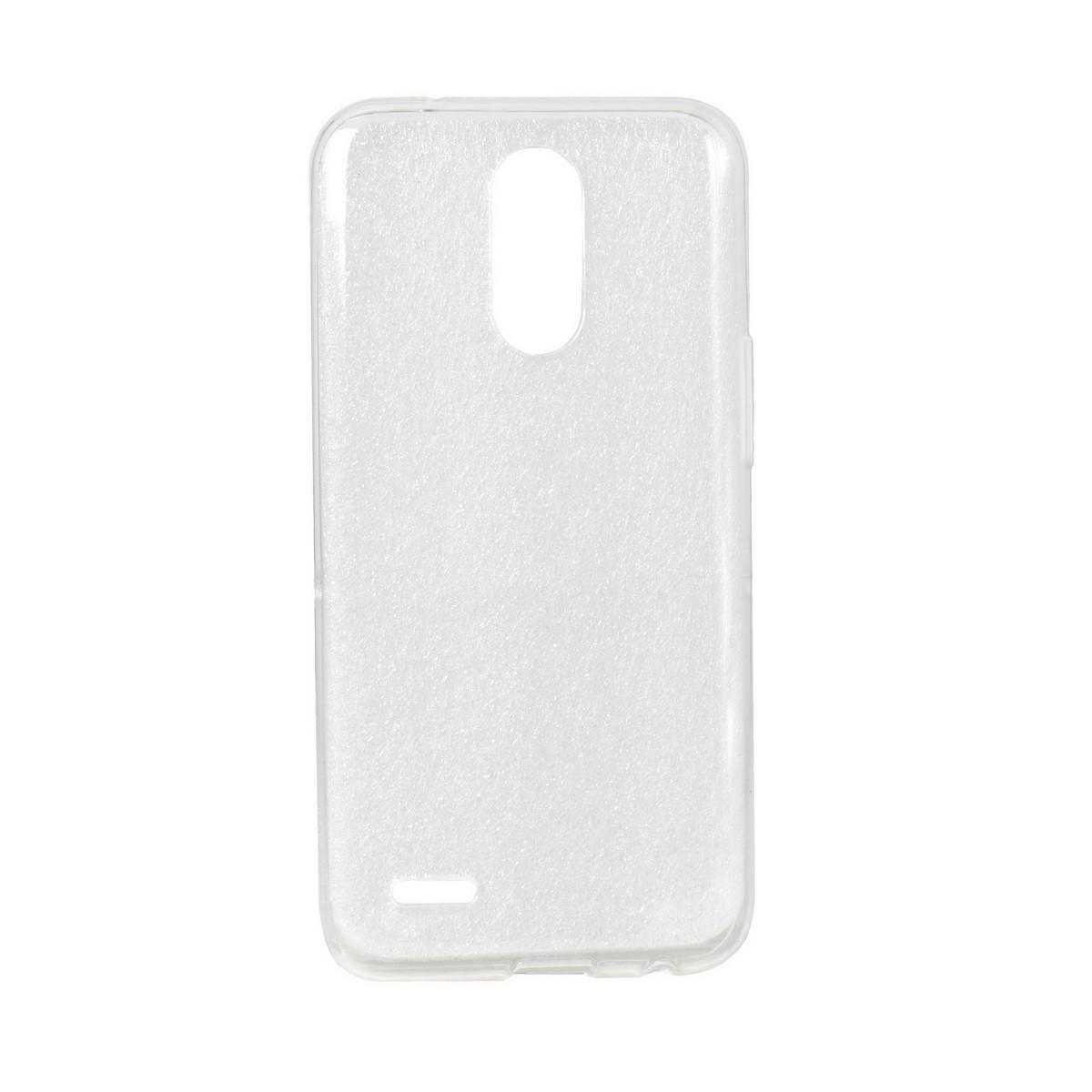 Чехол для LG K10 (2017) back cover ultra-thin gel AAA clear