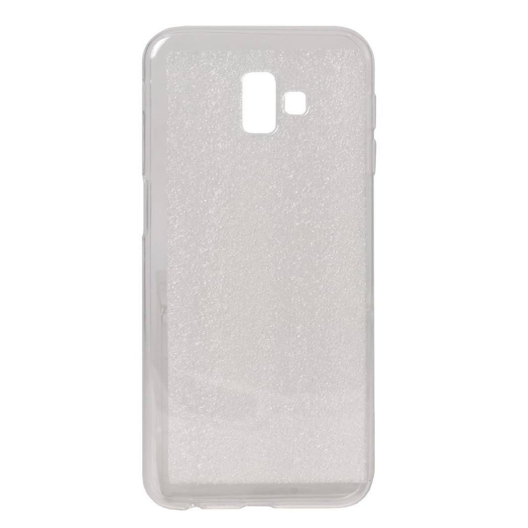 Чехол для Samsung Galaxy J6 Plus (2018) J610 back cover ultra-thin gel AAA clear