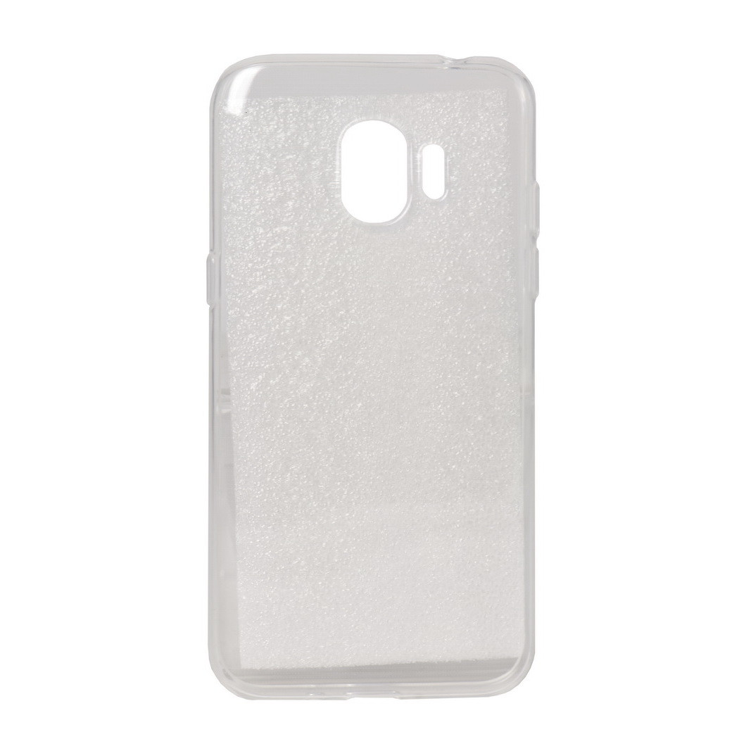 Чехол для Samsung Galaxy J2 Pro (2018) J250 back cover ultra-thin gel AAA clear