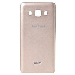 Задняя крышка Samsung Galaxy J5 (2016) J510 Gold (70)