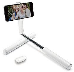 Монопод CliqueFie Bluetooth CLIALSLV Silver