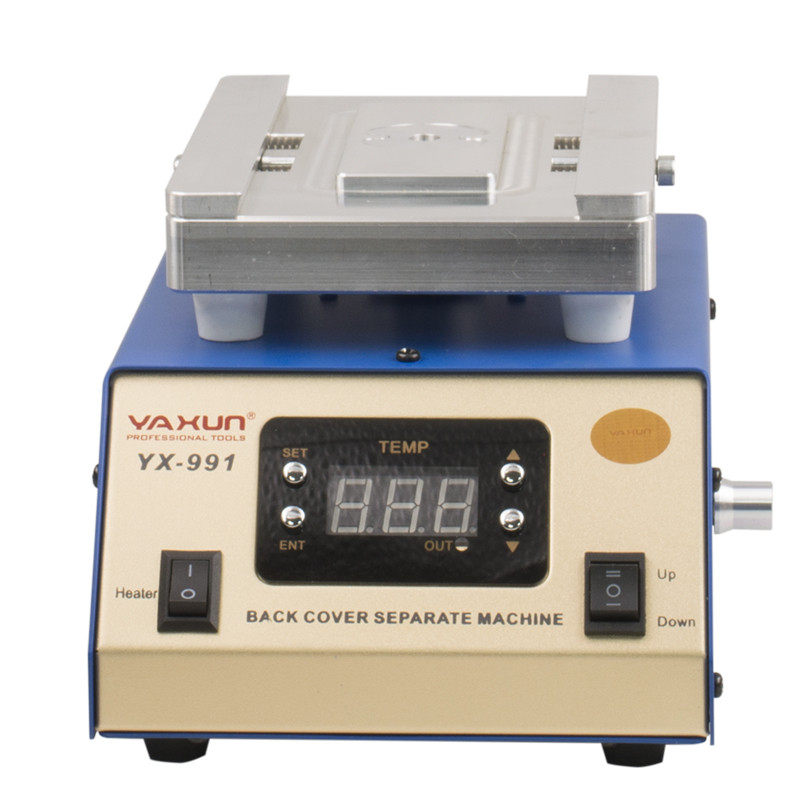 Сепаратор для расклеивания дисплейного модуля Ya Xun 991, (400W/220V) 50 - 120 °C.