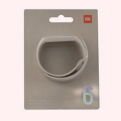 Ремешок для смарт-браслетов Xiaomi Mi Band 5/Mi Band 6 Original, Ivory