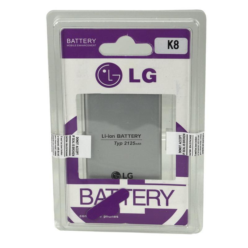 Аккумулятор LG BL-46ZH K8 2125mAh Plastic Box