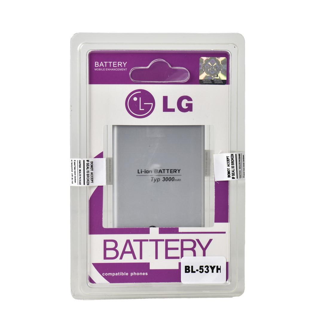 Аккумулятор LG BL-53YH G3/D859/F400/D857/D858/D855 3000mAh Plastic Box