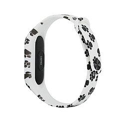 Ремешок для смарт-браслетов Xiaomi Mi Band 3/Mi Band 4, Copy, Paws
