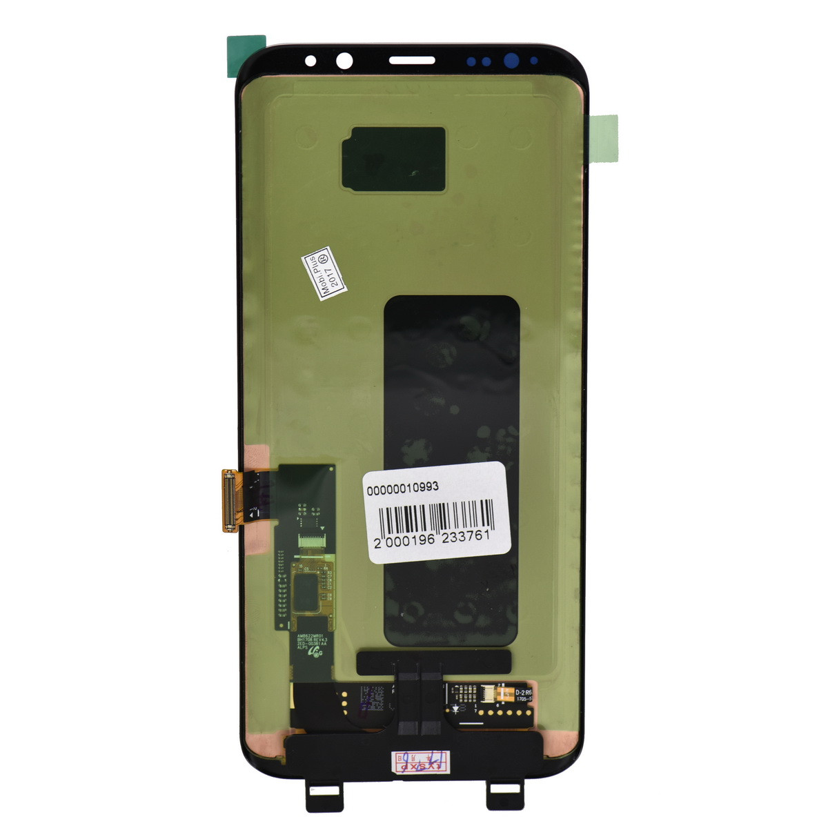 Дисплей Samsung Galaxy S8 Plus G955 в сборе Black (23)