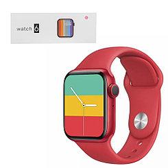Смарт-часы T6, Red