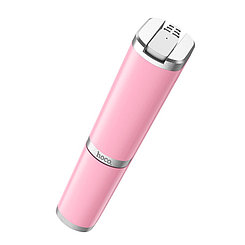 Монопод Hoco K9 Graceful Mini Wire Control Aluminum Alloy Pink