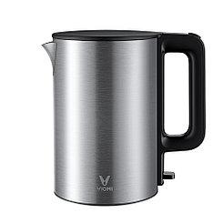 Электрический чайник Xiaomi Viomi Mechanical Kettle, EU, Gray