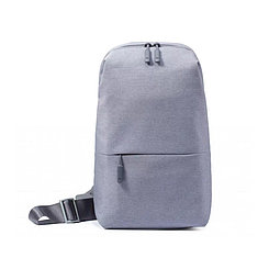 Рюкзак нагрудный Xiaomi Multi-functional Urban Leisure Chest Pack (DSXB01RM) Gray