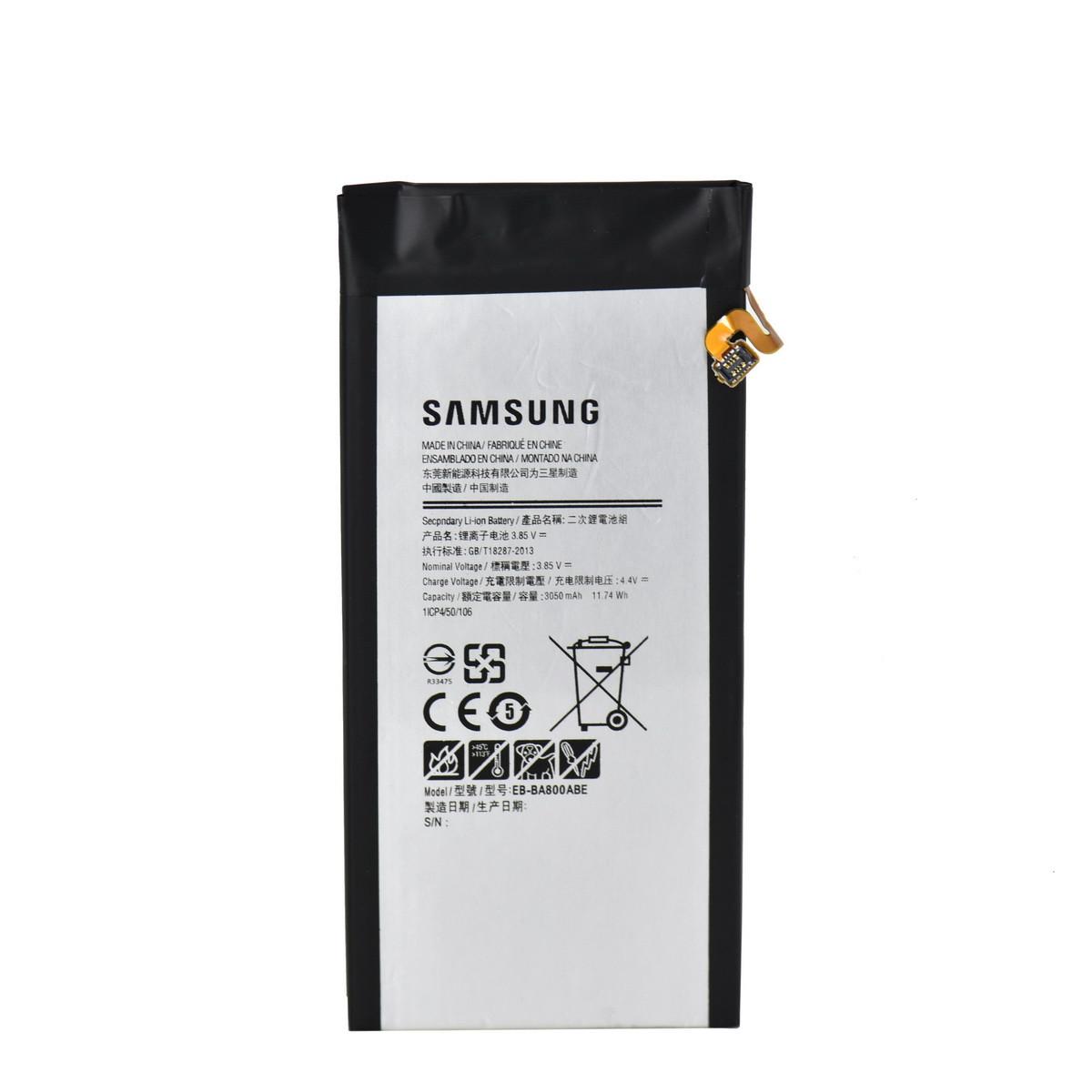 Аккумулятор Samsung Galaxy A8 (2018) BE-BA800ABE 3050mAh Original OEM