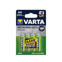Аккумулятор Varta AA, 4X2100mAh, штучно