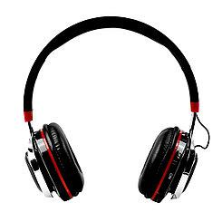 Bluetooth гарнитура Borofone B08 Colorful Dynamic Light, Black