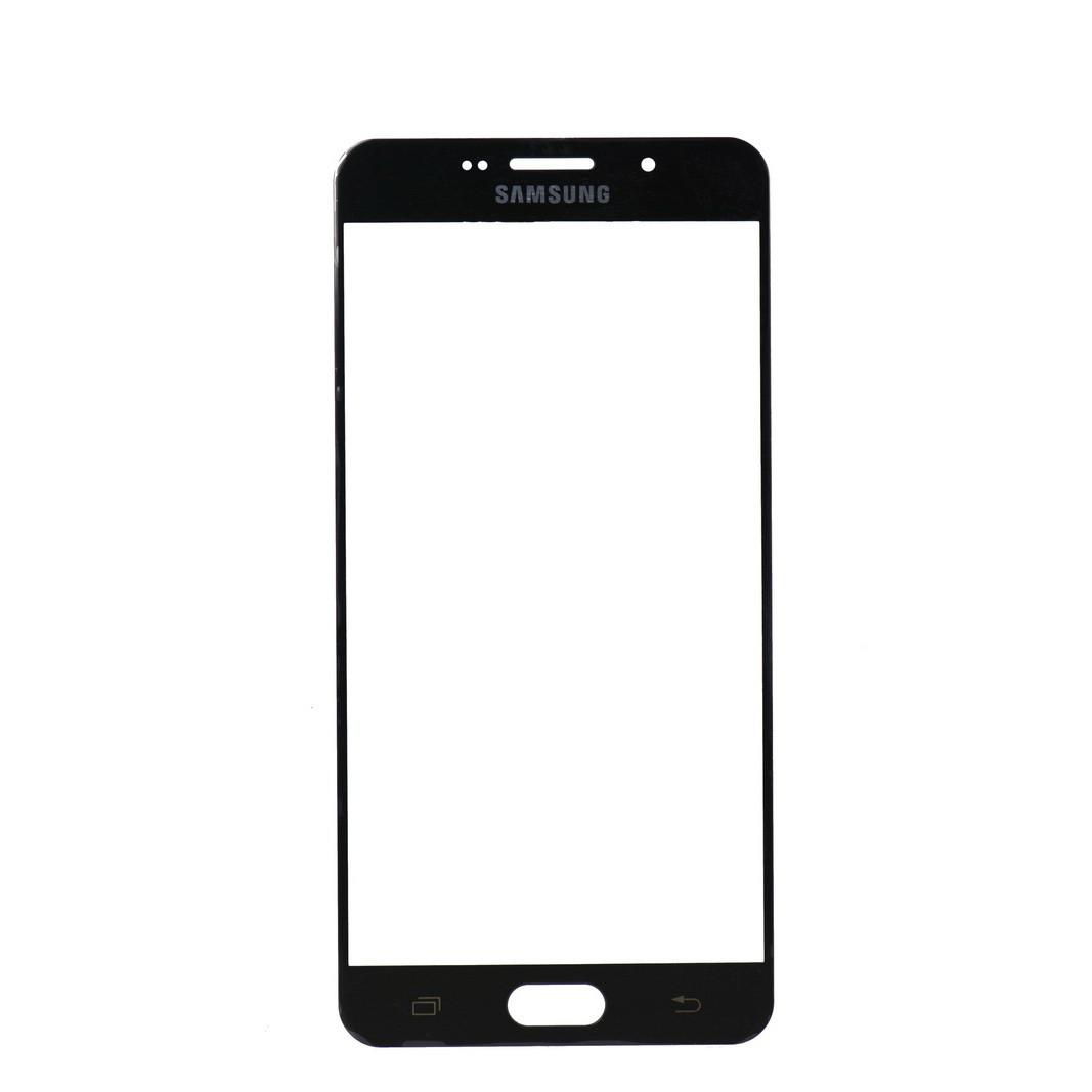 Стекло Samsung Galaxy A7 (2016) A710 Black (57)