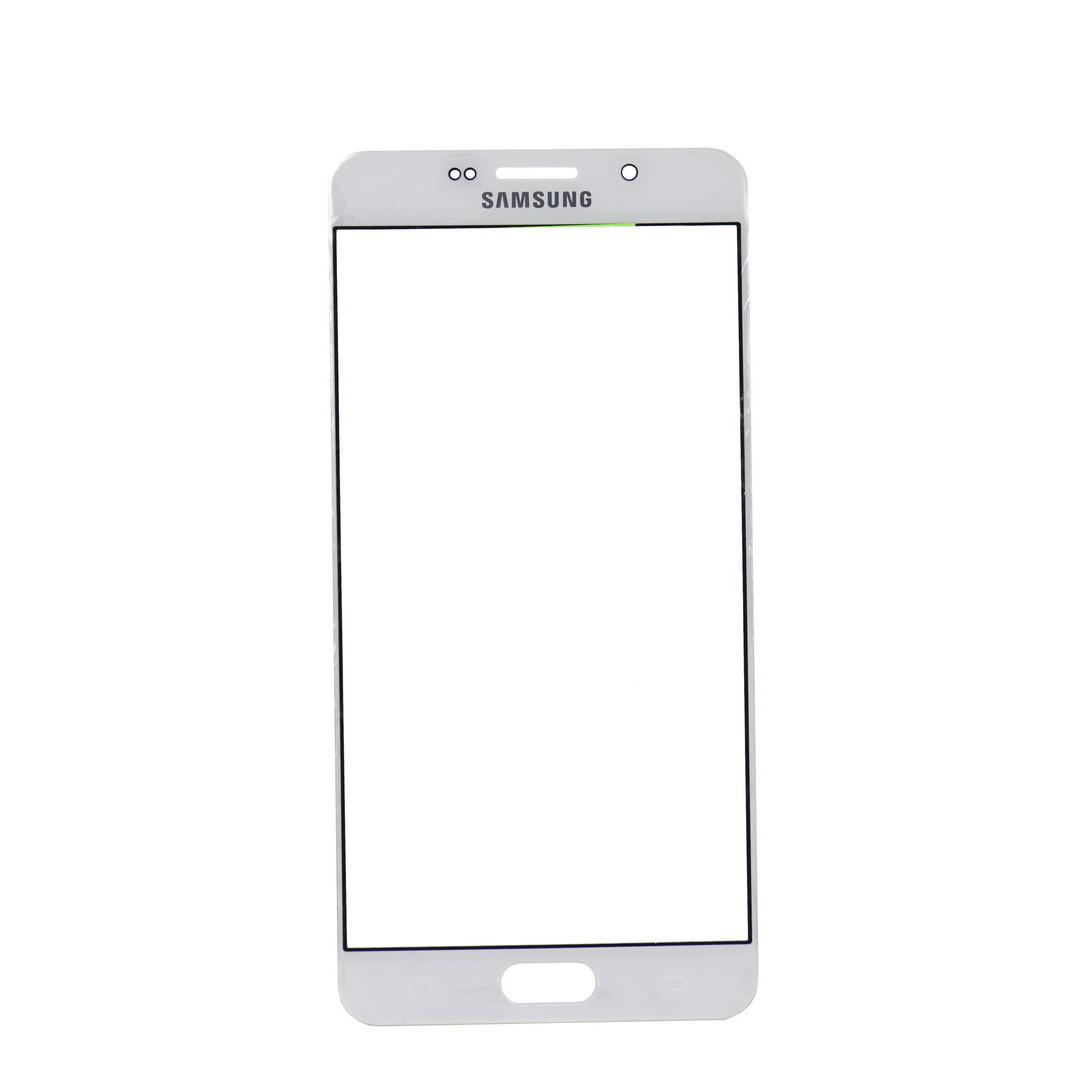 Стекло Samsung Galaxy A7 (2016) A710 White (57)