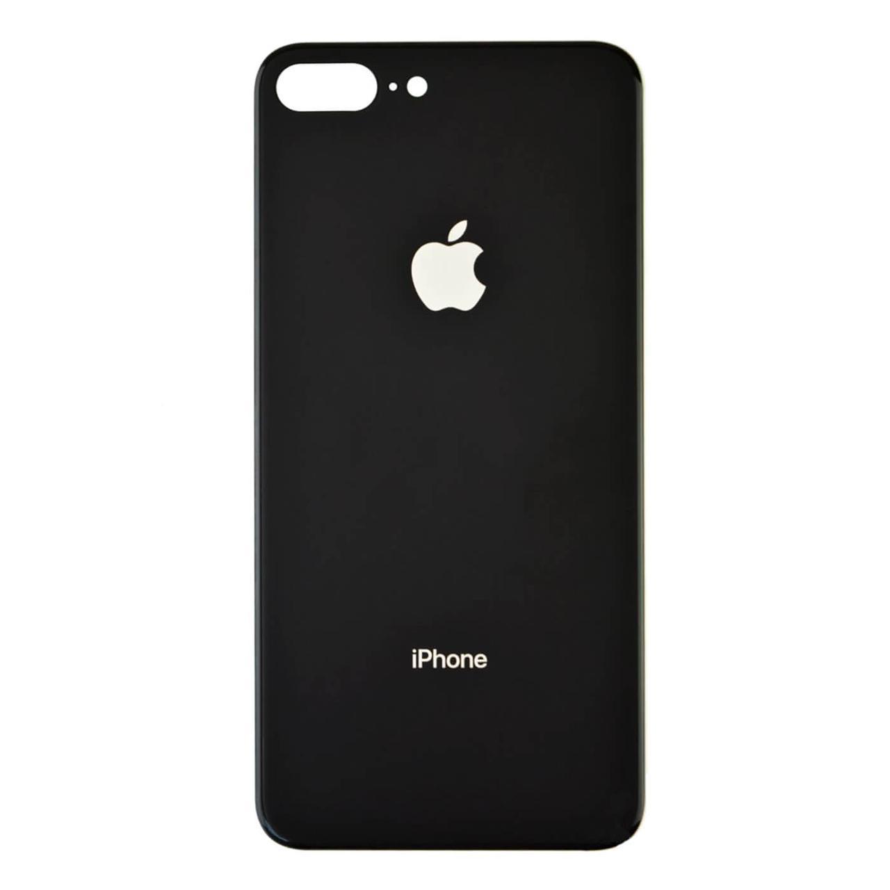 Задняя крышка Apple iPhone 8 Plus, Black