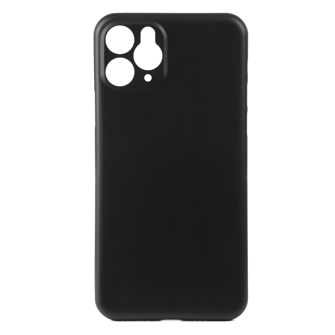 Чехол для Apple iPhone 11 Pro Max (6.5*) back cover Stop Time Protective Shel PC, Black