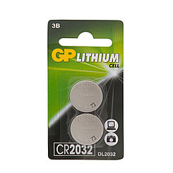 Батарейка GP Lithium CR2032 3V