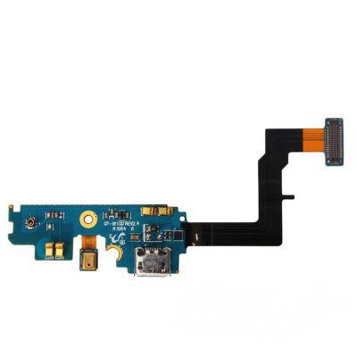 Шлейф Samsung Galaxy S2 i9100 с коннектором заряда и микрофоном (52)