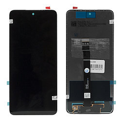 Дисплей Huawei P Smart (2021) Original в сборе, Black