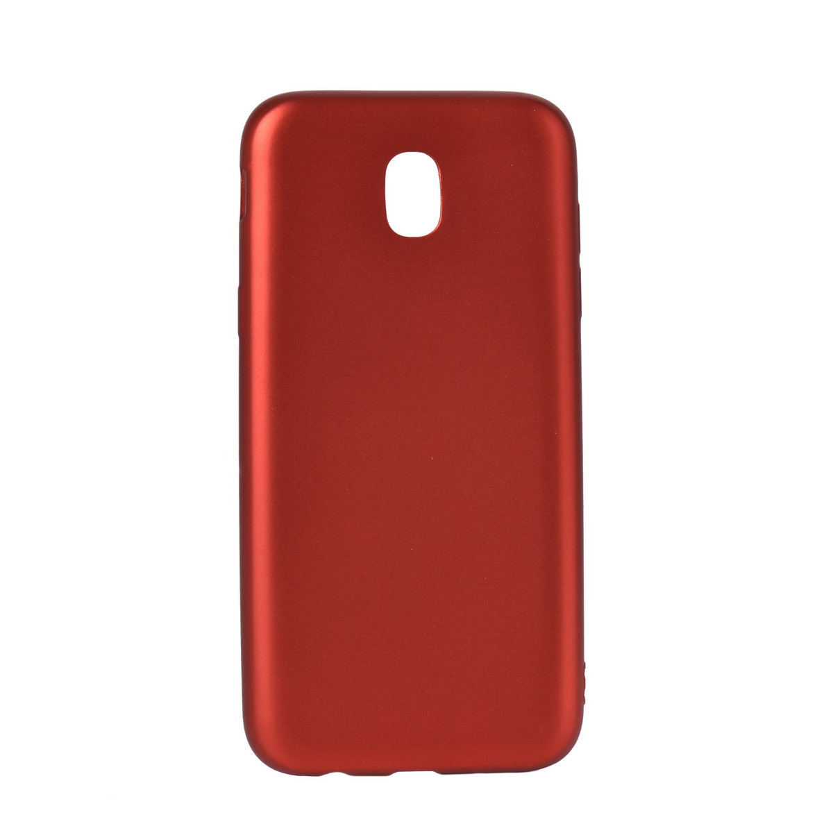 Чехол для Samsung Galaxy J5 (2017) J530 back cover Xin Chu Gan gel Matt Red