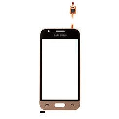 Сенсор Samsung Galaxy J1 mini J105 Copy, Gold