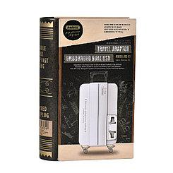 Адаптер сетевой универсальный Remax RS-X1 White