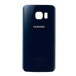 Задняя крышка Samsung Galaxy S6 Edge G925 Blue (71)