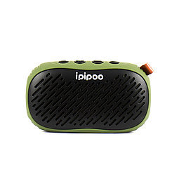 Портативная акустическая система Bluetooth ipipoo YP-6 Waterproof Green
