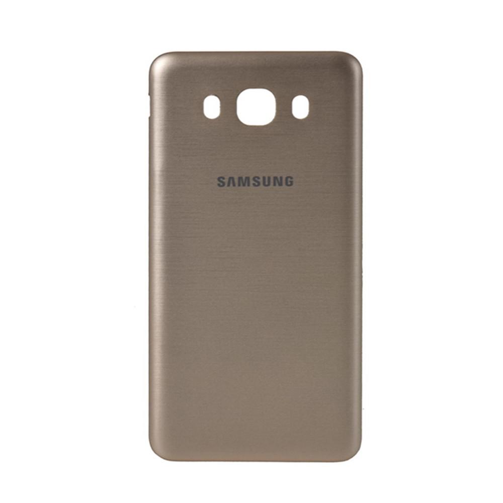 Задняя крышка Samsung Galaxy J7 (2016) J710 Gold (70)