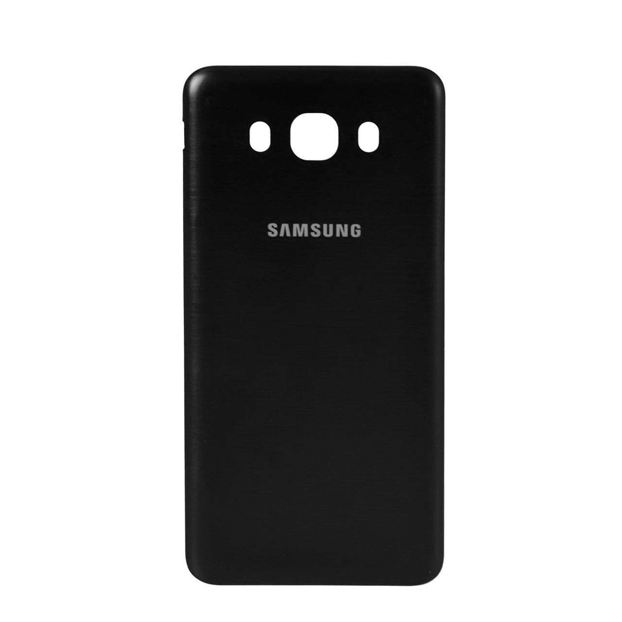 Задняя крышка Samsung Galaxy J7 (2016) J710 Black (70)