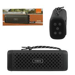 Портативная акустическая система Bluetooth Moxom MX-SK22, Black