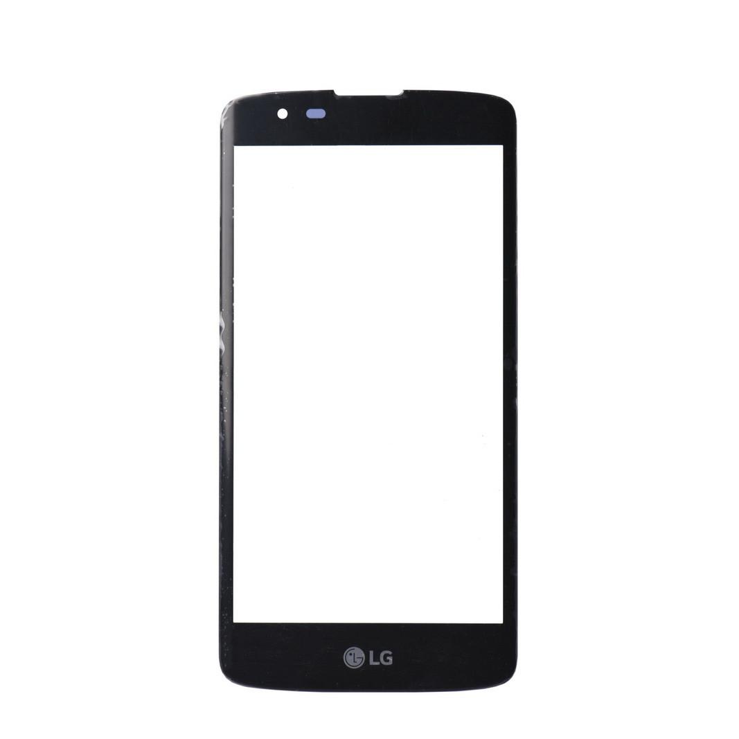 Стекло LG K8 K350E Black (61)