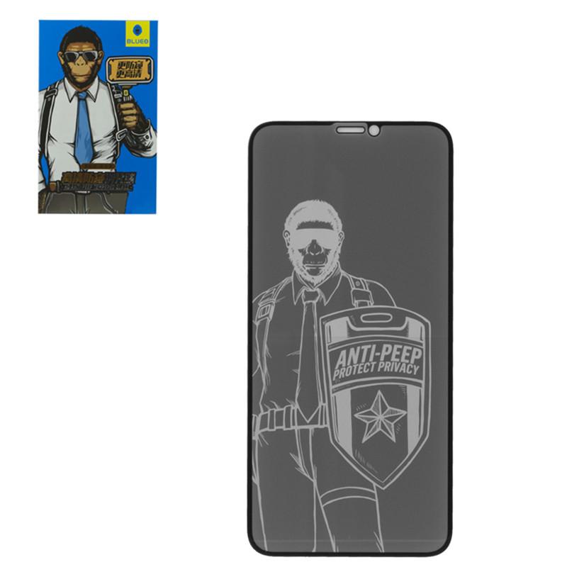 Защитное стекло Apple iPhone X Blueo 2.5D Guard Privacy (XB7), Black
