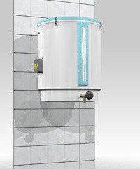 Сборник для хранения очищенной воды С-25-01 25 литров, фото 2