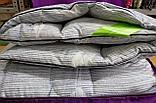 "Одеяло ""Лебяжий пух"", 1,5 - спальное, 140х205 см, демисезонное., фото 2"
