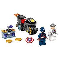 LEGO: Битва Капитана Америка с Гидрой Super Heroes 76189