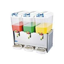 Сокоохладитель т.м. EKSI серии JDB, мод. JDB-3x10L (3 емкости)