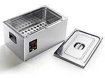 Аппарат для приготовления блюд при низких температурах Vortmax серии VS, мод. VS 1/1 с крышкой