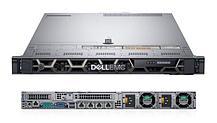 DELL 210-AKWU-B50 Сервер PowerEdge R640 8SFF,1, Xeon Silver 4214R, 2,4 GHz, 16 Gb