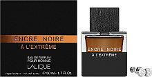 Lalique Encre Noire A L'Extreme Pour Homme edp 50ml