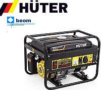 Бензиновый генератор HUTER DY2500L (2000 Вт | 220 В)
