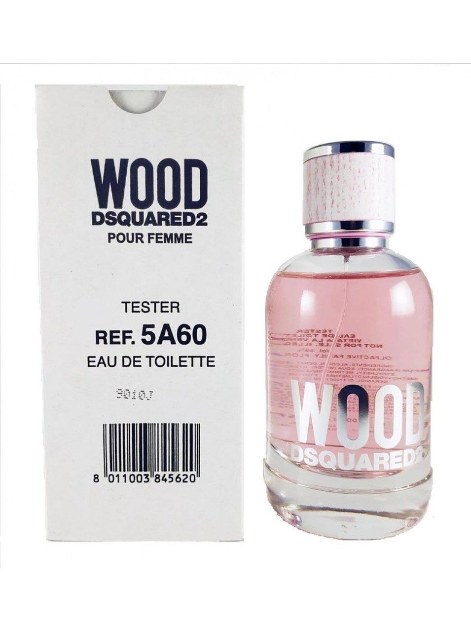 Dsquared2 Wood For Her edt Tester 100ml