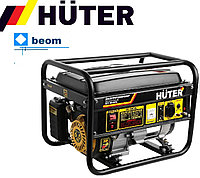 Бензиновый генератор HUTER DY3000L (2500 Вт | 220 В)