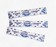 Сахар порционный с логотипом