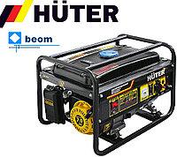 Бензиновый генератор HUTER DY4000L (3000 Вт | 220 В)