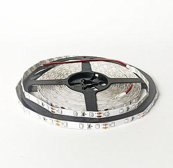 Лента светодиодная 2835 60/м 8мм, 12V, 2x5м, СИНЯЯ IP65 (кратно10)