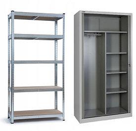 Металлическая мебель для производства, офиса и склада